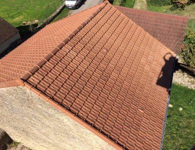 Nieuw dak overview