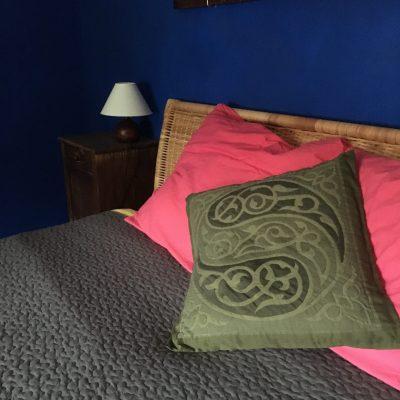 Chambre Valentine - blauwe kamer